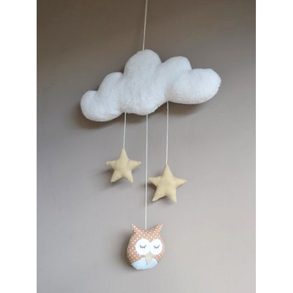 Deco hiboux bebe for Decoration chambre bebe hibou